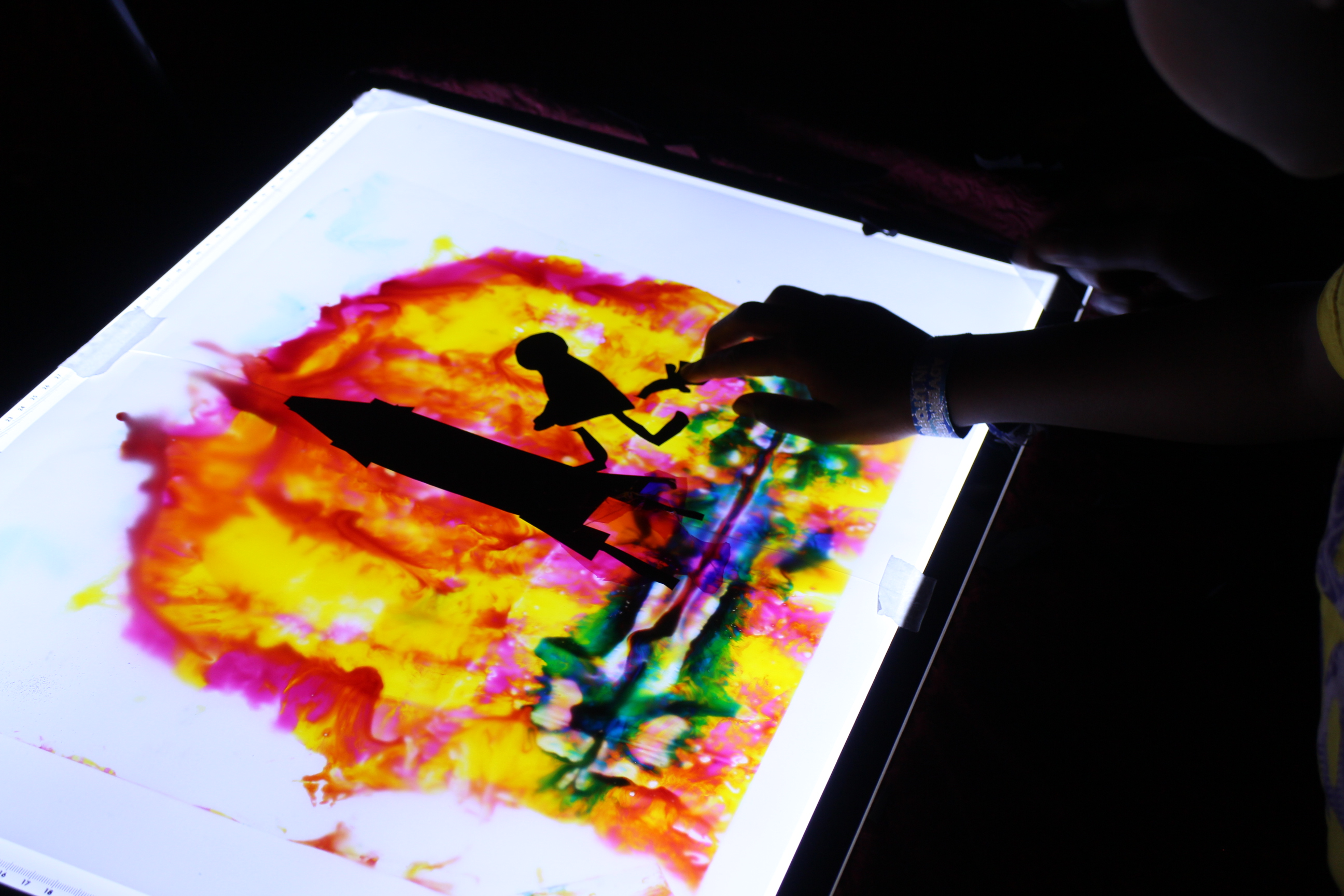 Silhouette Animation Workshop