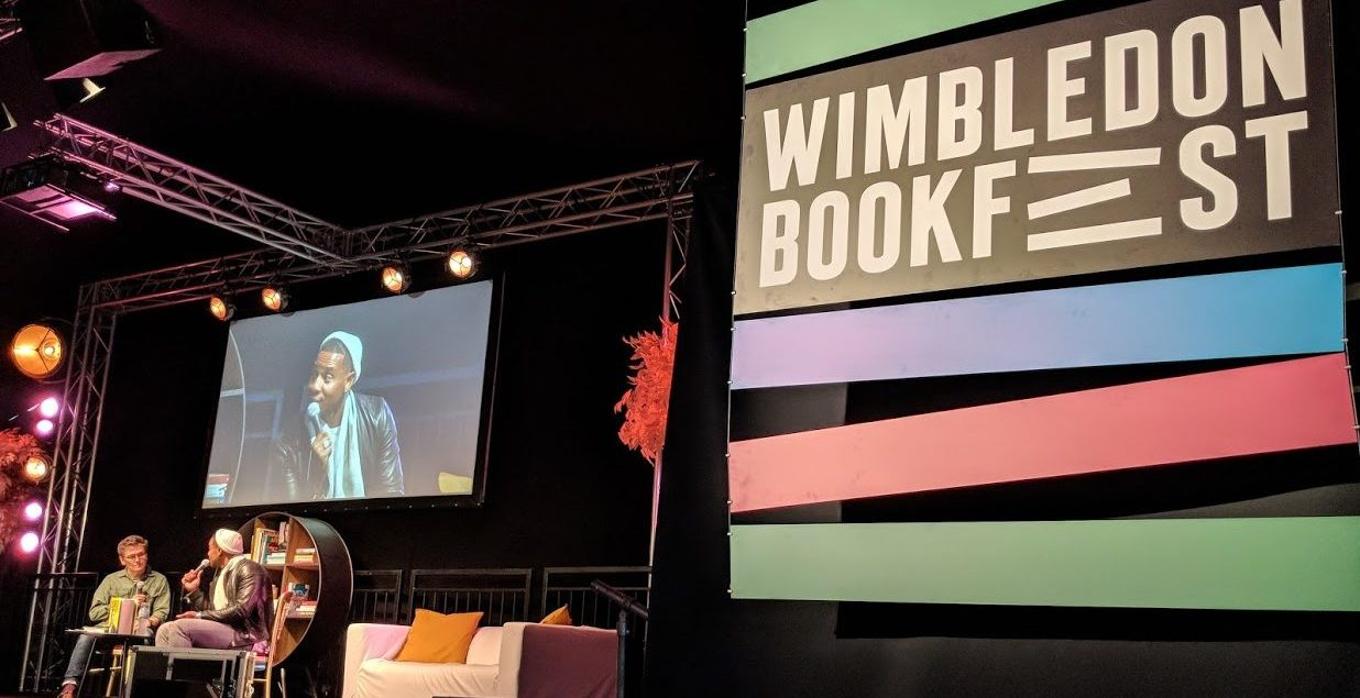 "Wimbledon Bookfest ""Young Voices"" – New 1000 Londoners Youth Takeover"